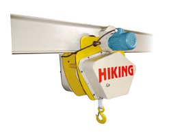 NYLON HOIST FOR HIGHER CAPACITIES